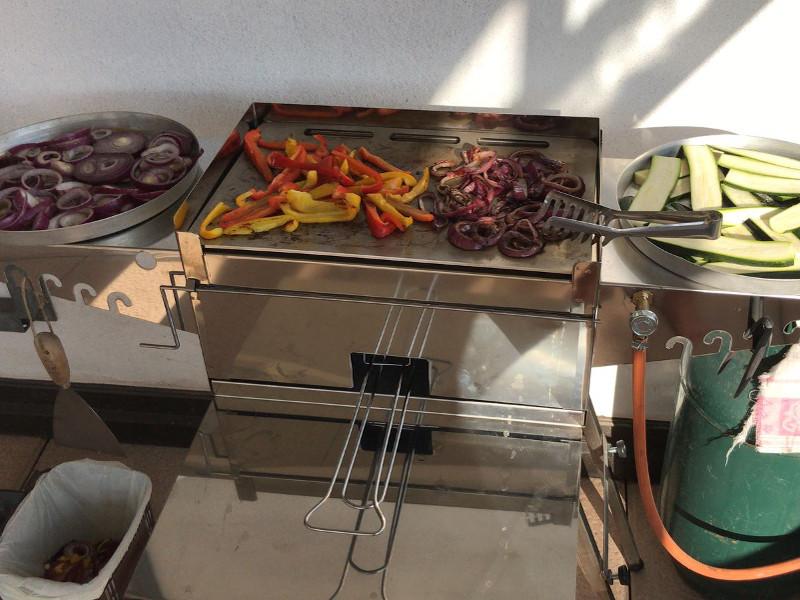 BBQ Verdure